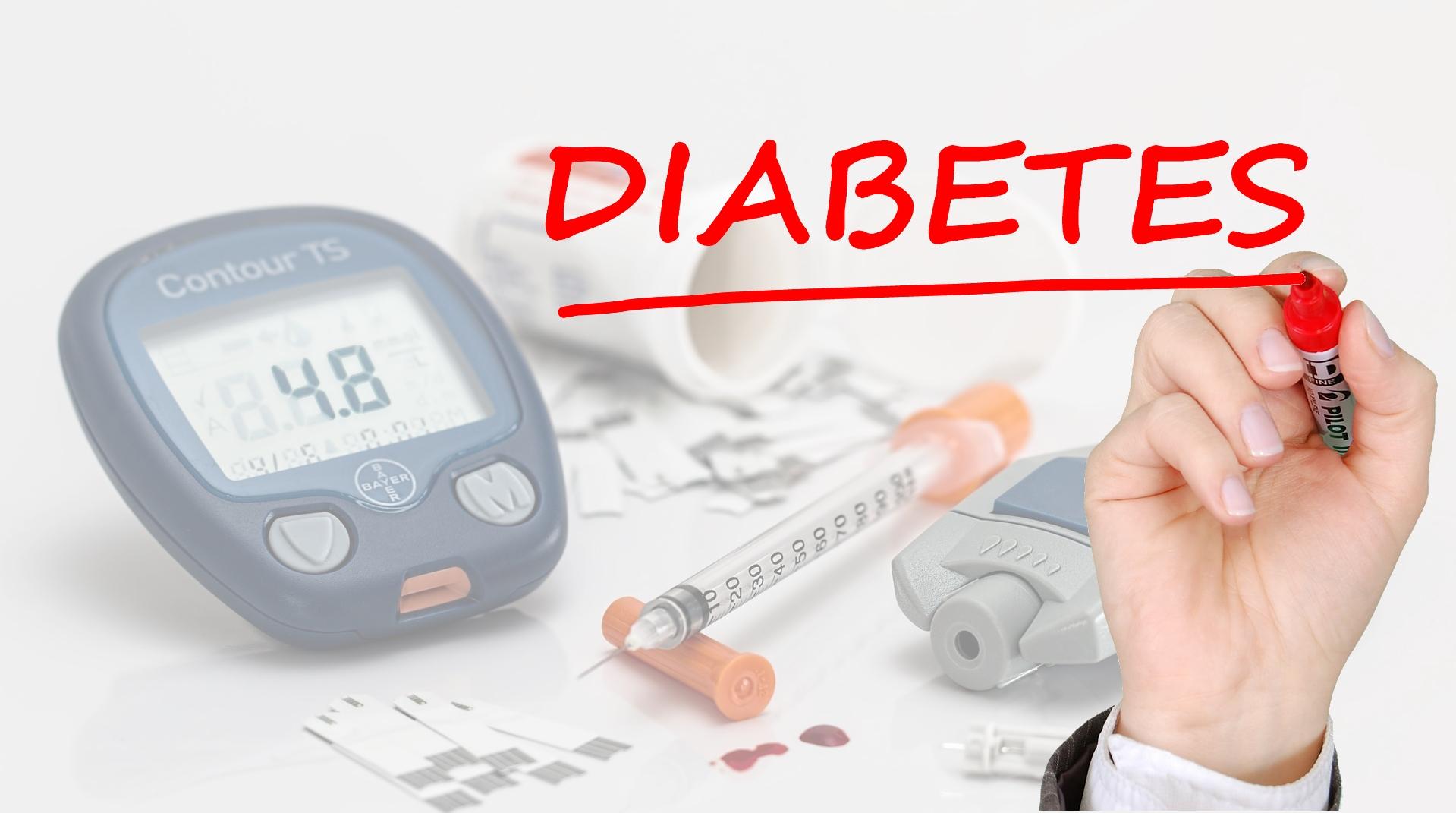 benodigdheden diabetes